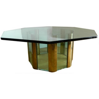 Vintage Pace Octogonal Coffee Table