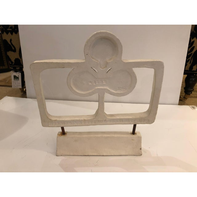 Ceramic 1960s Vintage David Gil Abstract Mid-Century Modern Sculpture For Sale - Image 7 of 12