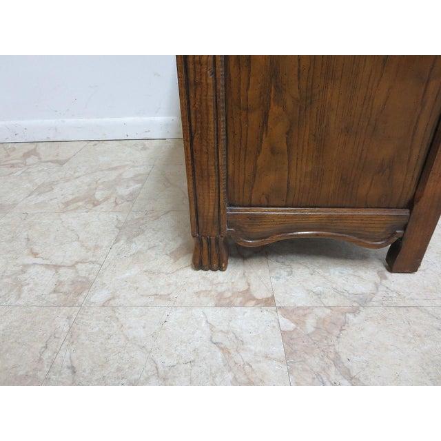 Wood Baker French Regency Paw Foot Carved Bachelor Chest Dresser For Sale - Image 7 of 9