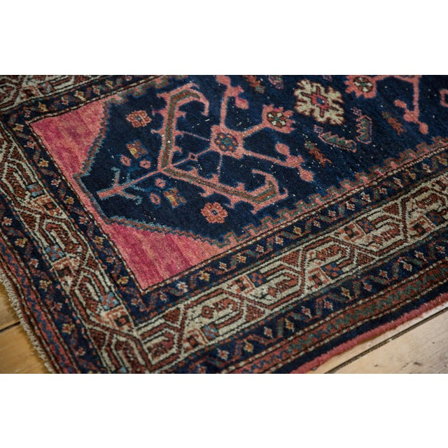 """Vintage Hamadan Rug - 2'9"""" X 4'2"""" For Sale In New York - Image 6 of 10"""
