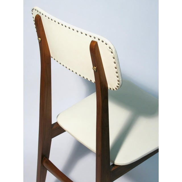 Italian Modernist Chair For Sale In Austin - Image 6 of 10