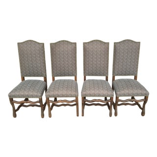 Mid 19th Century Antique Dining Chairs- Set of 4 For Sale