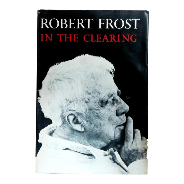 "1962 ""In the Clearing"" Coffee Table Book For Sale"