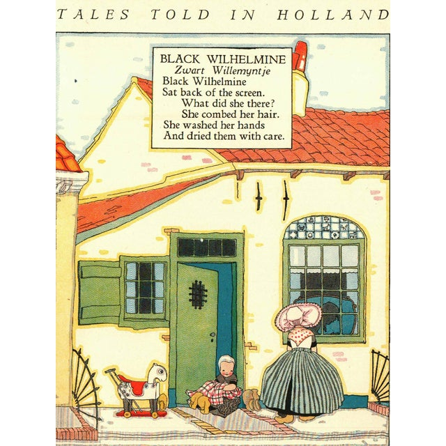 Tales Told in Holland by Oliver Beaupre Miller. Illustrated by Maud and Miska Petersham. Chicago: Book House for Children,...