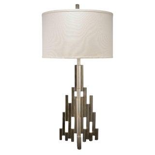 Skyscraper Table Lamp For Sale