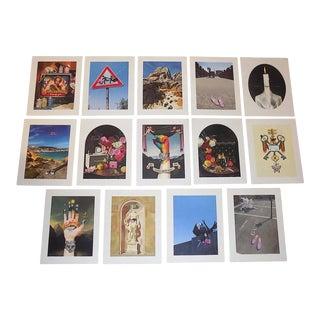 Gucci Illustration Art-Ltd. Ed. Lithographs by Ignase Monreal-Set of 14 For Sale