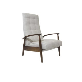 Milo Baughman for Thayer Coggin Recliner Lounge Chair For Sale