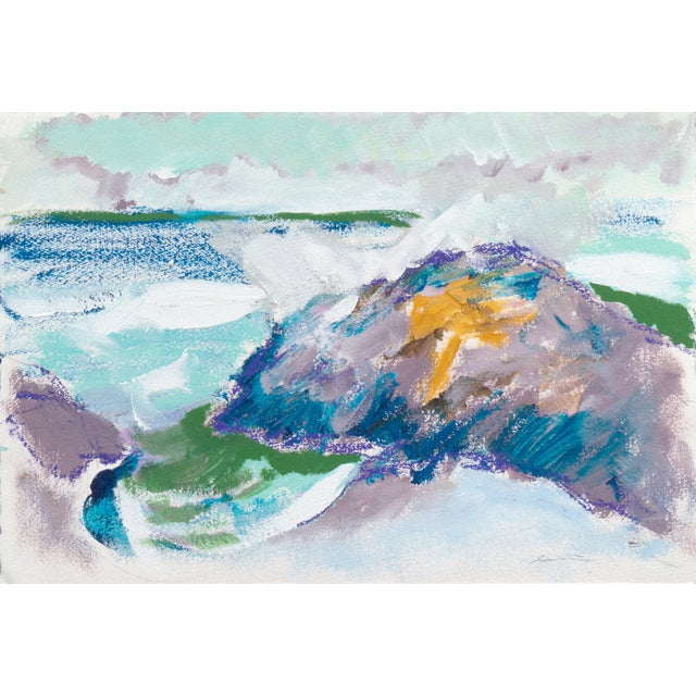 Crashing Surf, Carmel Painting by Robert Canete - Image 1 of 6