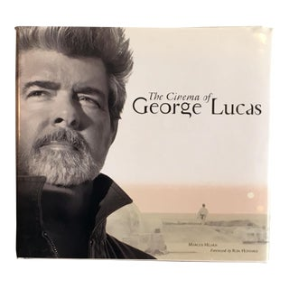 The Cinema of George Lucas Hardcover Coffee Table Movie Book For Sale