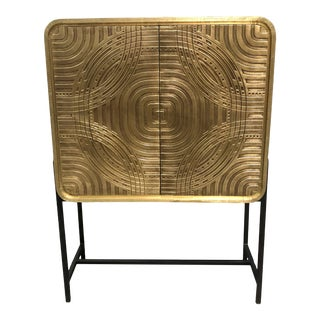 Sydney Mod Milan Bar Cabinet For Sale