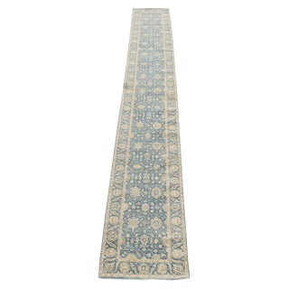Traditional Ottoman Runner - 2′6″ × 17′8″ For Sale