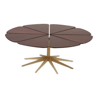 Richard Schultz Redwood Petal Coffee Table by Knoll For Sale