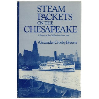 Steam Packets on the Chesapeake