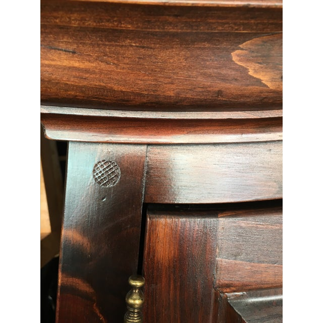 Ethan Allen Mahogany Armoire - Image 6 of 11