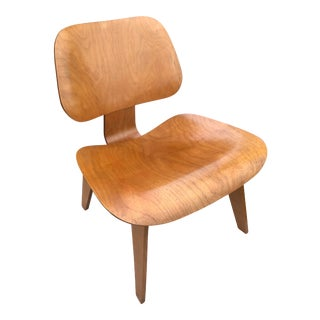 Eames 5-2-5 Lcw 1950's Herman Miller Chair For Sale