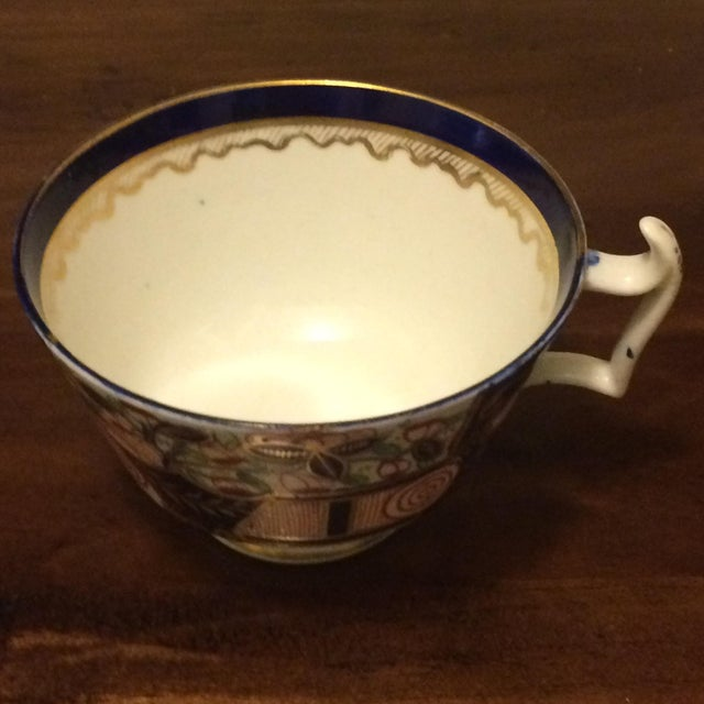 Royal Crown Derby Imari Tea Cup & Saucer, Circa 1800 - Image 8 of 8