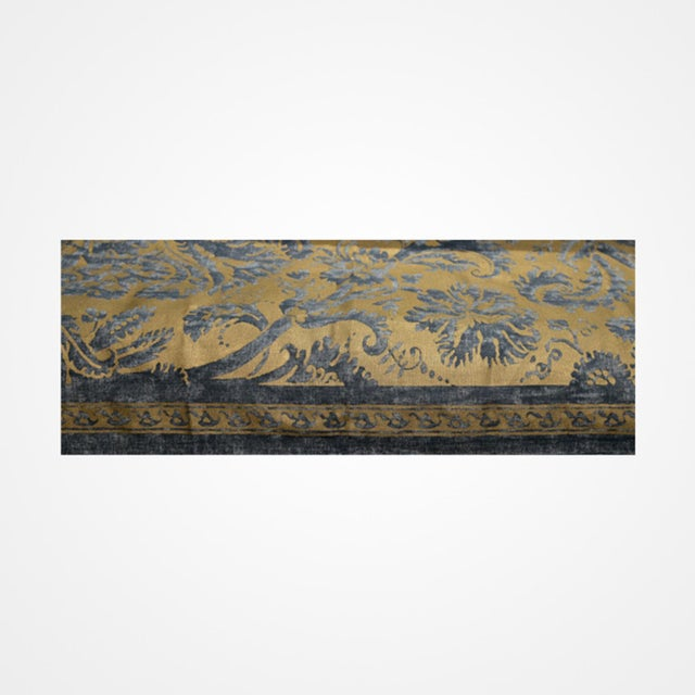 Baroque Vintage Fortuny Fabrics For Sale - Image 3 of 10
