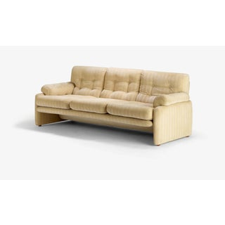 Vintage Tabia and Afra Scarpa for C&b Italia 3 Seat Sofa Preview