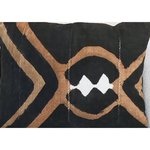Mudcloth Pillow For Sale - Image 4 of 6