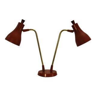 Gerald Thurston Lightolier Lamp