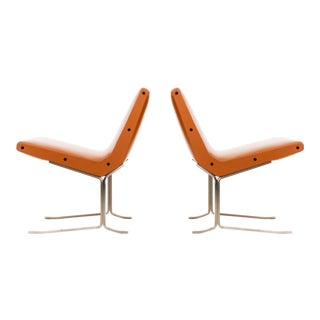 Gianni Moscatelli Lounge Chairs - a Pair For Sale