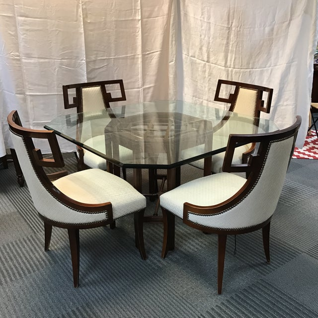 Baker Chinoiserie Dining Set - Image 2 of 11