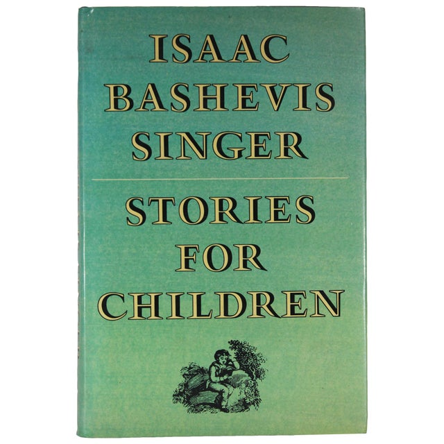Stories for Children, 1st Edition Book by Isaac Bashevis Singer - Image 1 of 8