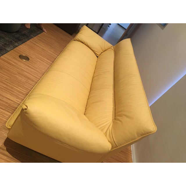 Poltrona Frau High End Italian Sofa - Image 2 of 10