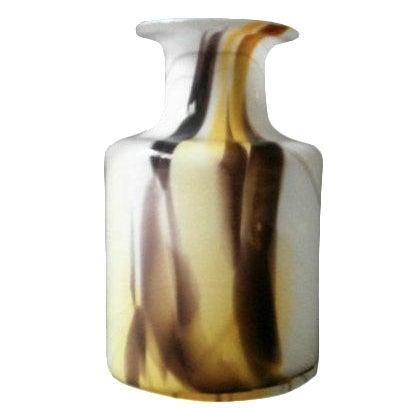 Holmegaard Cascade Cased Glass Vase by Per Lutken - Image 1 of 5