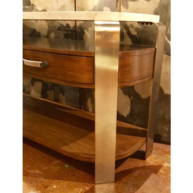 Drexel Heritage Orme Console For Sale - Image 5 of 8