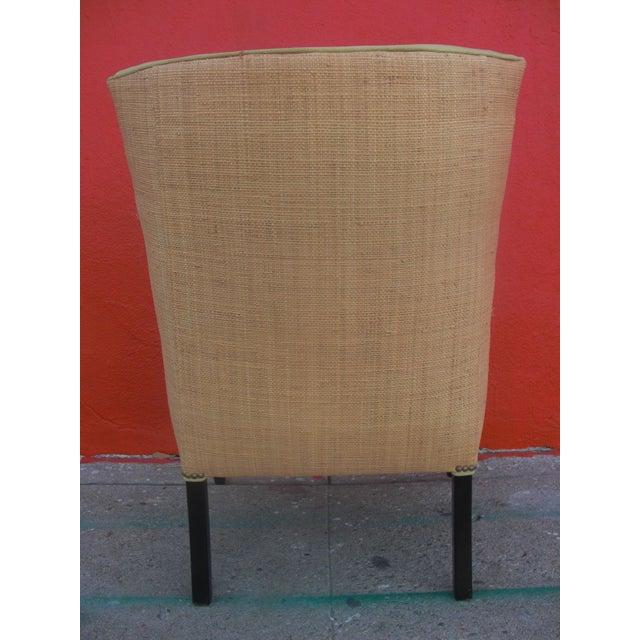 1960's Custom Upholstered Chair - Image 5 of 8