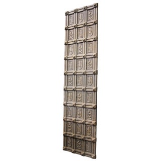 Cast Iron Decorative Door Panel