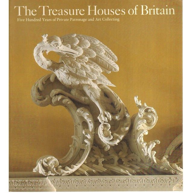 The Treasure Houses of Britain For Sale