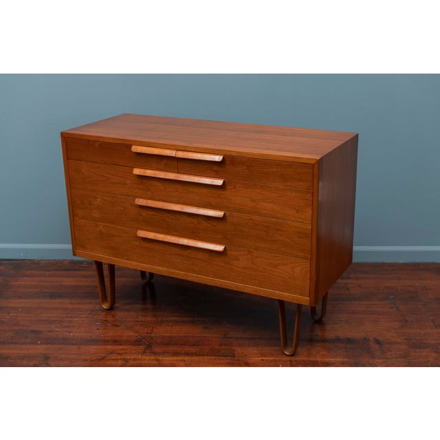 Edward Wormley Chest of Drawers for Dunbar For Sale - Image 11 of 11