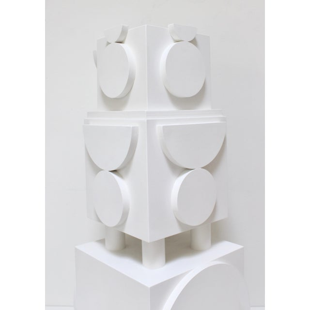 2010s Column No. 2 by Angela Chrusciaki Blehm For Sale - Image 5 of 6
