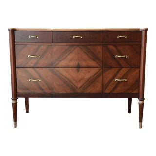 Early Baker Furniture French Regency Style Dresser For Sale