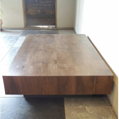 Contemporary Oz|shop Antique French Attic Board Coffee Table For Sale - Image 3 of 4
