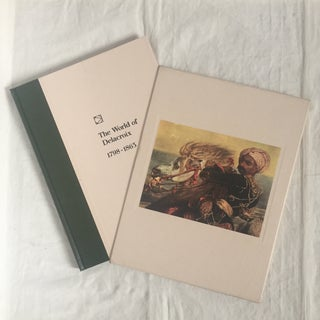 """The World of Manet/Goya/Delacroix"" Library of Art Books - Set of 3 Preview"