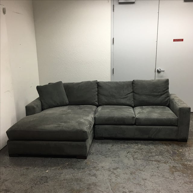 Room & Board Metro Sectional Sofa - Image 2 of 8