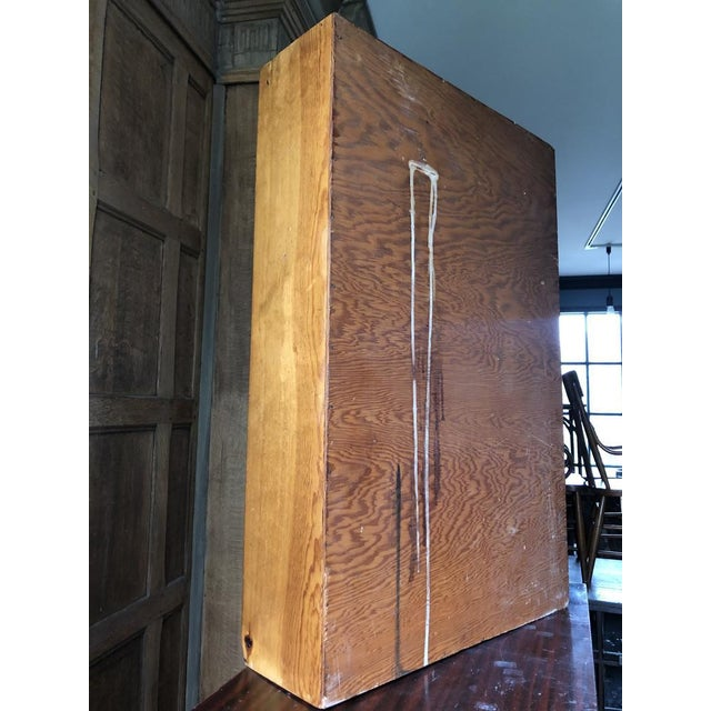 Antique Multi Drawer Cabinet For Sale - Image 10 of 11