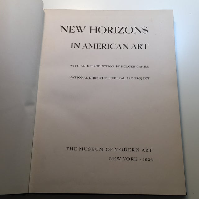 Children's New Horizons in American Art Book For Sale - Image 3 of 11