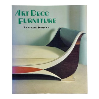 Art Deco Furniture: The French Designers Book For Sale