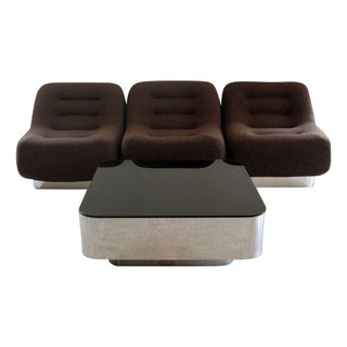 Rare Mid-Century Modern MF Harty Stow Davis Living Suite - A Set For Sale
