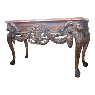 Maitland Smith Console For Sale