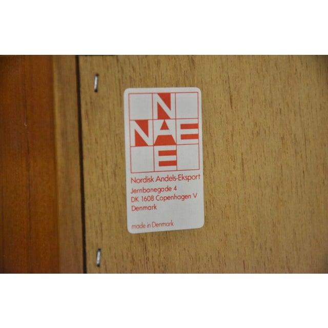 Danish Modern Teak Dresser by Nordisk Andels-Eksport For Sale - Image 11 of 12