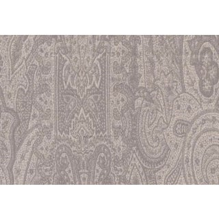 Ralph Lauren Berkeley Wool Paisley CL Dove Fabric For Sale