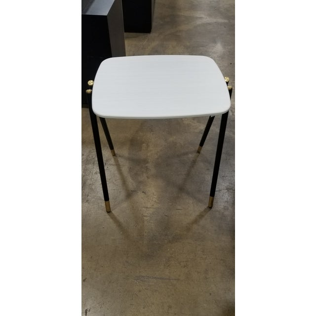 West Elm Mid-Century Modern West Elm Tray Table For Sale - Image 4 of 6
