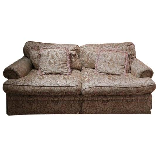 EJ Victor Roll Arm Sofa - Image 1 of 6