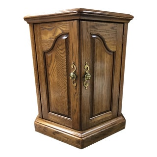 Mid 20th Century Octagonal Cabinet For Sale