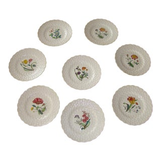 Copeland Spode England Plates - Set of 8